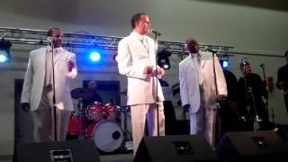 "Black Ivory - ""Time Is Love"" Live!  Philadelphia June 9, 2012"