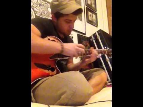 James Melle Acoustic tap riff