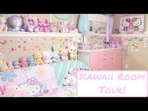♡ Kawaii Bedroom Tour! ♡