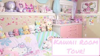 ♡ Kawaii Bedroom Tour! ♡