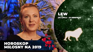 LEW - miłosny horoskop roczny