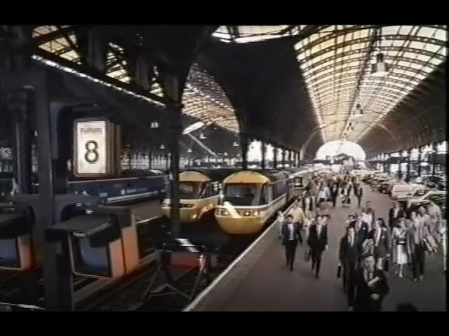 Night Mail: British Rail's 1988 television advert
