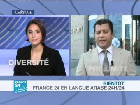 Download France 24 bientôt disponible 24h/24 en Arabe