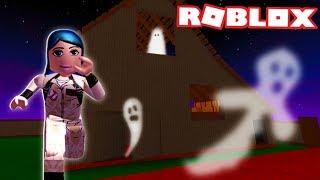 FLEE THE GHOSTS   Halloween Update   Roblox