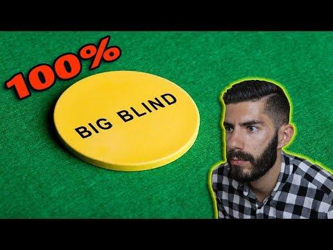 POKER : DEFENDRE 100% DE SES BIG BLINDS