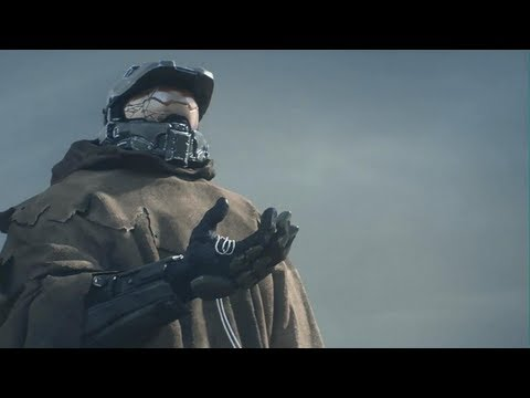 "Xbox One Halo Teaser Trailer - Official E3 2013 Cinematic Trailer ""Halo 5"" (Microsoft Conference)"