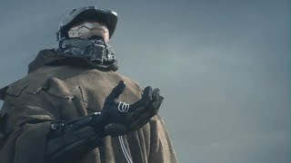 """Xbox One Halo Teaser Trailer - Official E3 2013 Cinematic Trailer """"Halo 5"""" (Microsoft Conference)"""