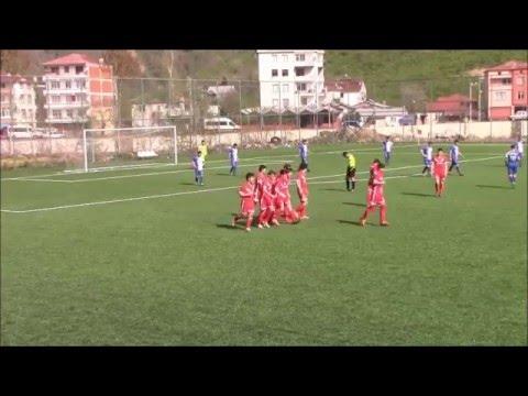 Kadıköyspor U-15 Mert Bayram'ın muhteşem golü