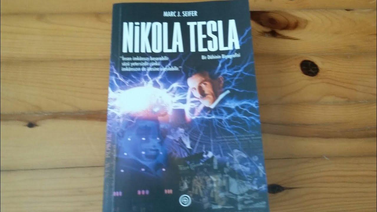 Nikola Tesla : Bir Dâhinin Biyografisi (TANITIM)