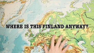 So where is this Finland anyway?