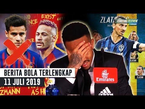 Barca Korbankan Coutinho Demi Neymar 😱 Tim SONGONG Impian Zlatan 😂 Eder Militao Hampir Pingsan