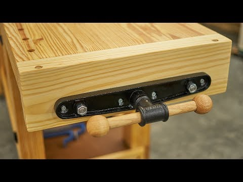 Install a Quick Release End Vise