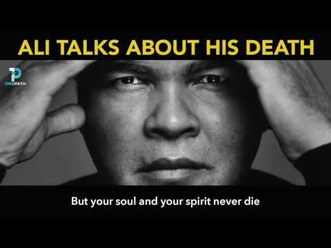 Muhammad Ali Talks About His Death (Powerful Reminder)
