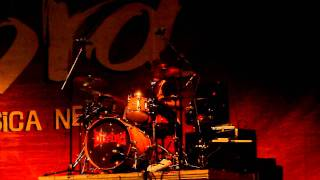 Alex Marchisone Drum Solo @ Libra Festival 2011