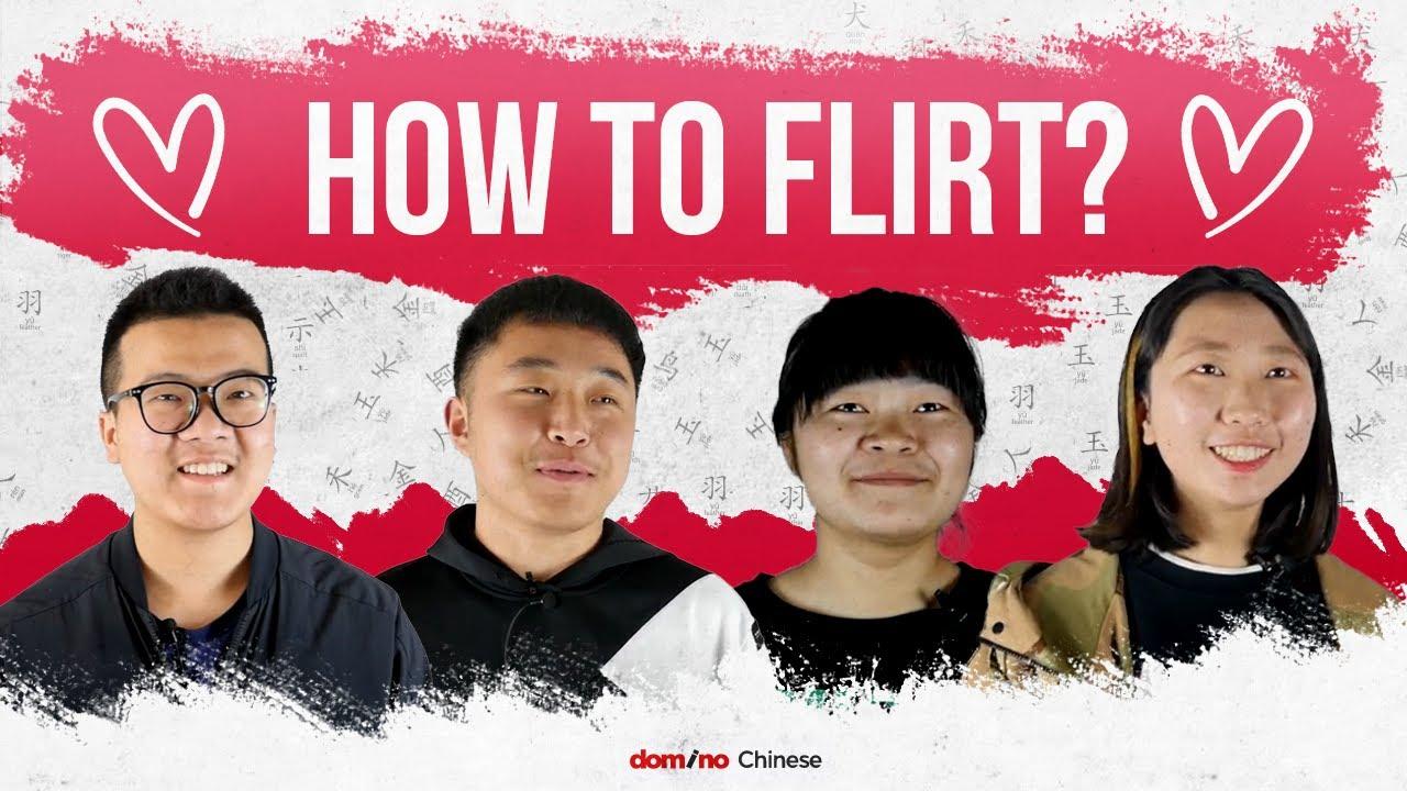flirter en chine