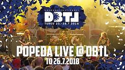 DBTL 2018 - Popeda LIVE (koko keikka)