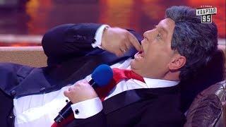ЖЕСТЬ - Порошенко отравился конфетами и прикинулся мертвым | Вечерний Квартал 2017