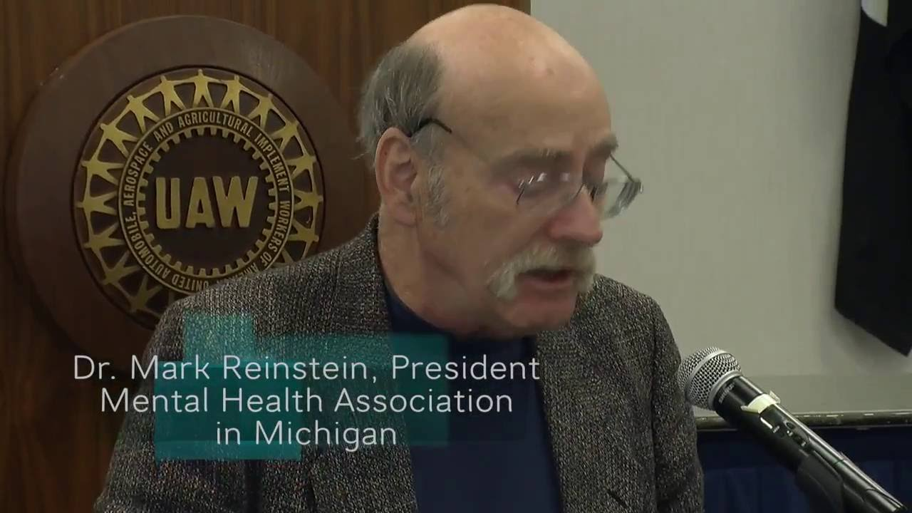 Detroit Wayne County Town Hall On Mental Health Reform Part 1 Youtube