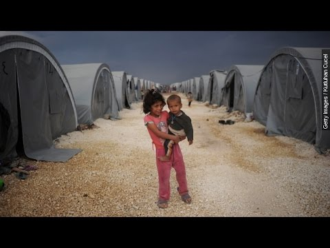 Why The UN Doesn't Have Enough Money For Syria's Refugees - Newsy