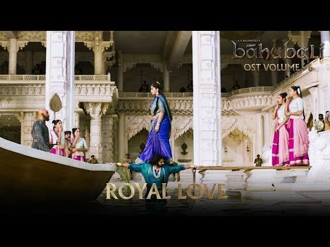 Baahubali OST - Volume 06 - Royal Love | MM Keeravaani