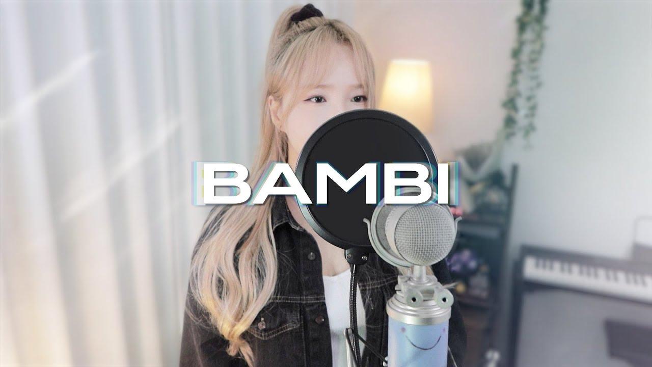 BAEKHYUN(백현) - 'Bambi' COVER by 새송|SAESONG