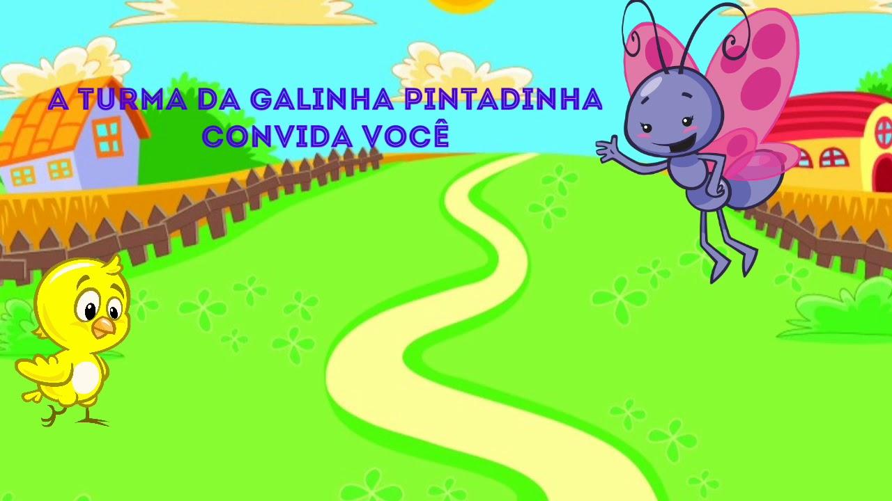 GALINHA BAIXAR PINTADINHA PARABENS GRATIS VIDEO DA