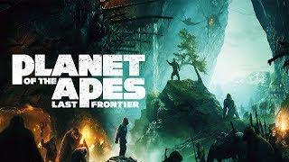 Planet of the Apes: Last Frontier - Концовка обезьяны победили (С рус. субтитрами) PS4