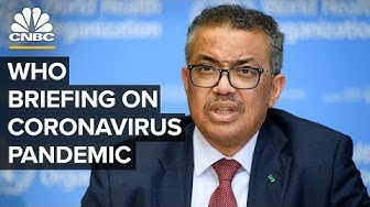 WHO holds a briefing on coronavirus as global cases surpass 1 million – 4/3/2020