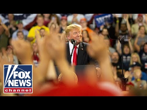 Watch Live: Trump Hosts 'MAGA' Rally In Iowa
