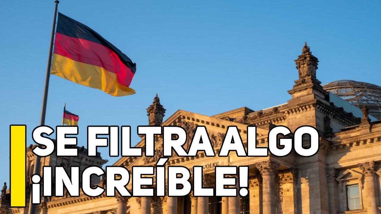 Se filtra Un Documento Alemán Oficial Que Destapa La Verdad
