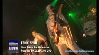 Watch Here Come The Mummies Fenk Shui video