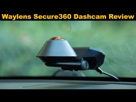 Waylens Secure360 Dashcam Review