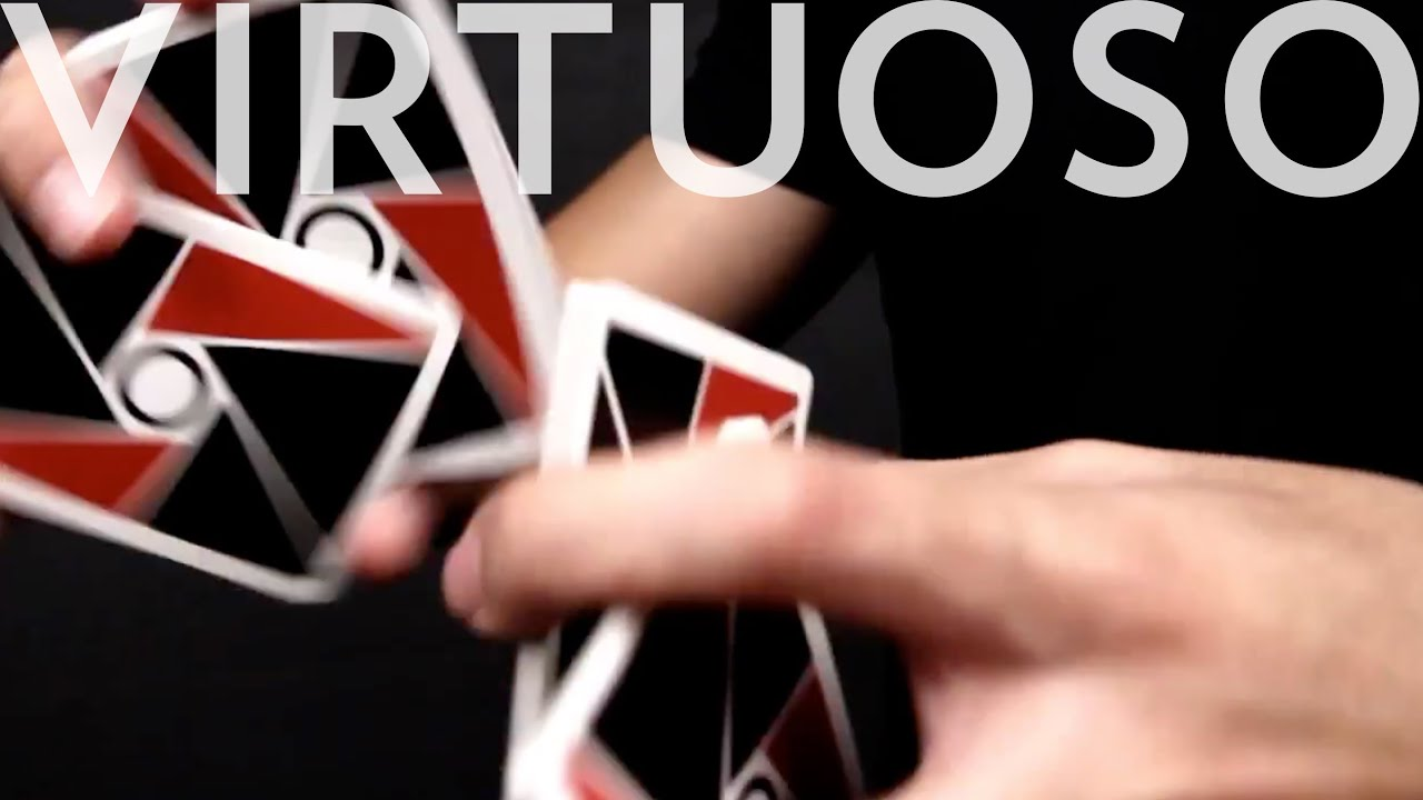 Strobe Cut performance | Tutorial Trailer | Cardistry by Virtuoso - YouTube