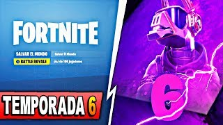 **SEASON 6** SECOND SKIN PICTURE IN FORTNITE: Battle Royale New