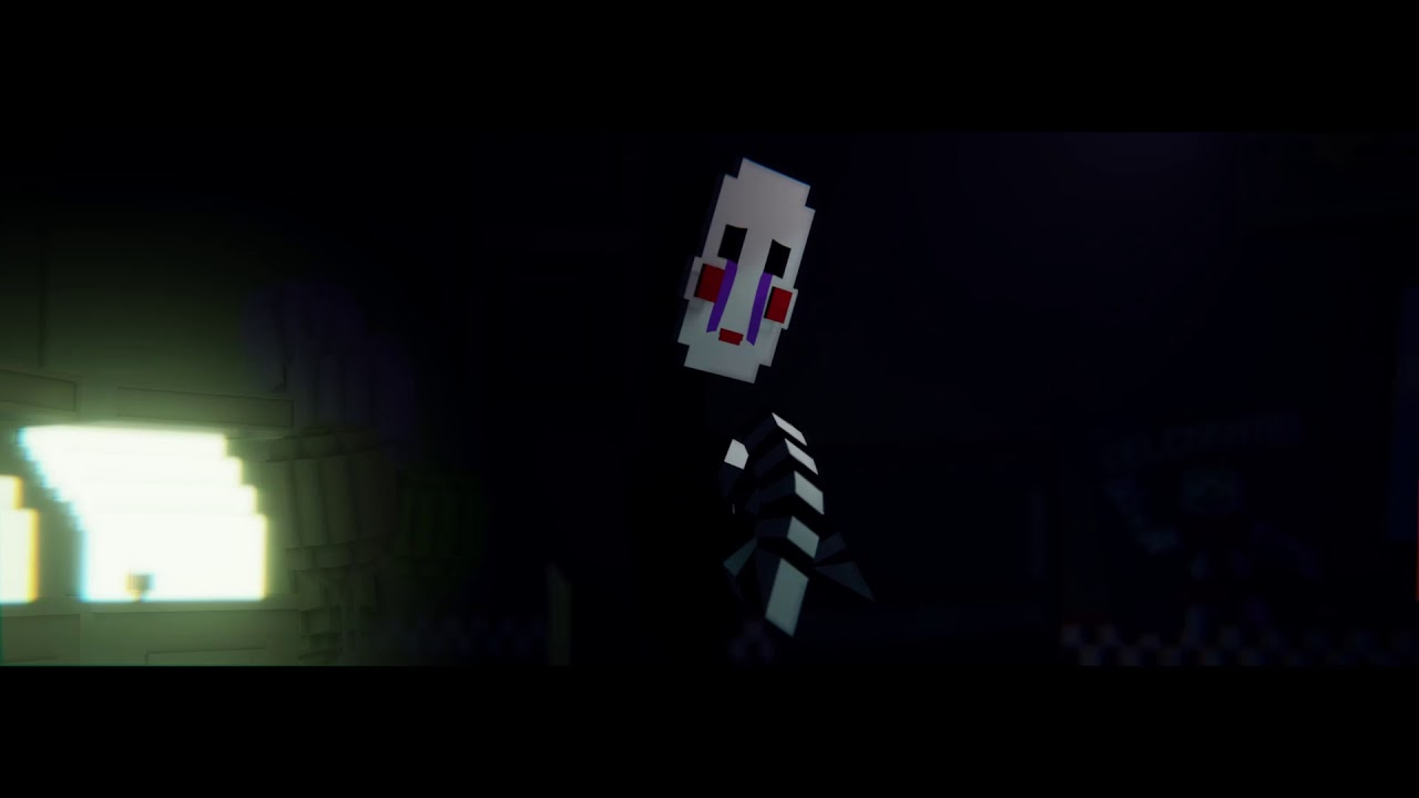 """THING"" [Short] (OG idea by TGN's Studio) (FNaF Minecraft animation short)"