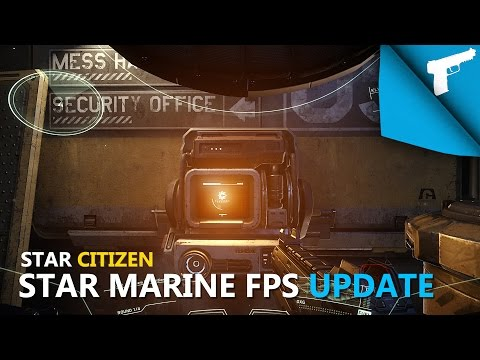 Star Citizen | Star Marine, FPS Module Discussion