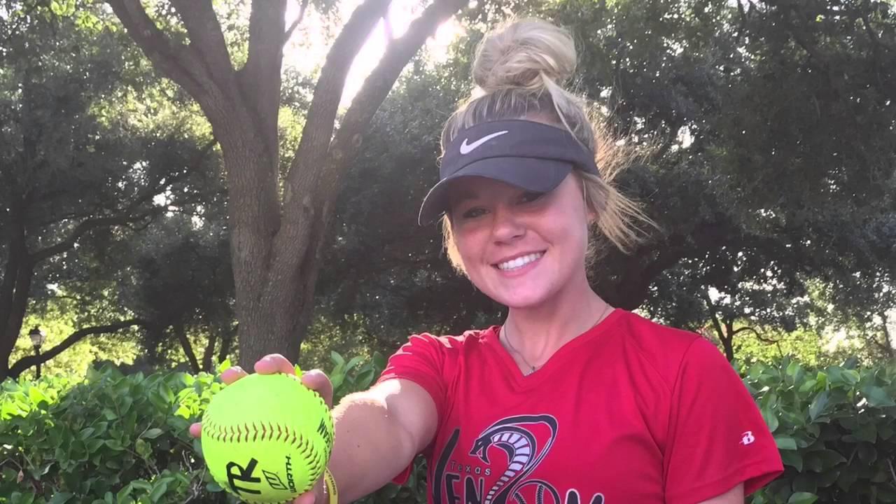 Carpenter Friendswood  2017 Hannah Carpenter Softball Video