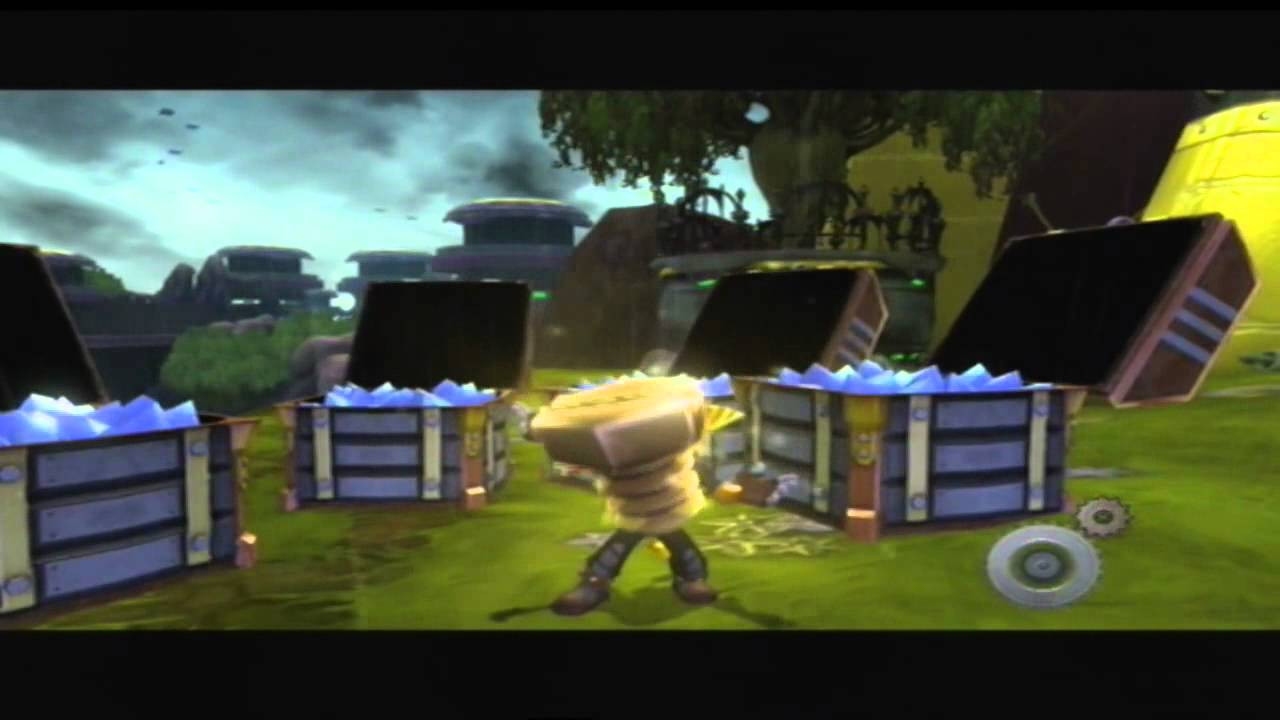 Ratchet And Clank Future Tools Of Destruction Gold Bolt Guide