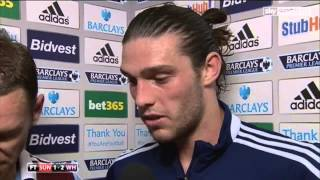 Andy Carroll & Kevin Nolan Interview