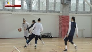 Сборная Украины провела открытую тренировку перед отборочным матчем на Евробаскет-2019