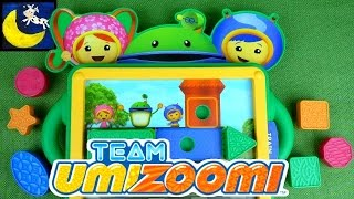 Rare Team Umizoomi Umi Shape Adventures Board from Fisher Price Toys
