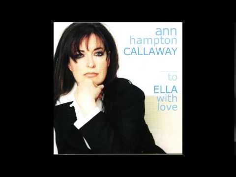 Ann Hampton Callaway / But Not For Me