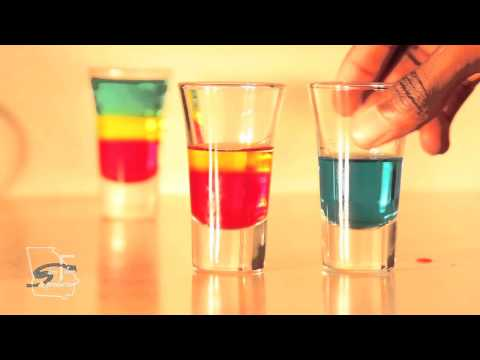 How to make A Bob Marley Drink?