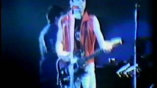 The Clash - U.S. News Report From Early 80's - Punk Rock
