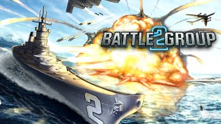 Battle Group 2 iOS / Android Gameplay Trailer HD