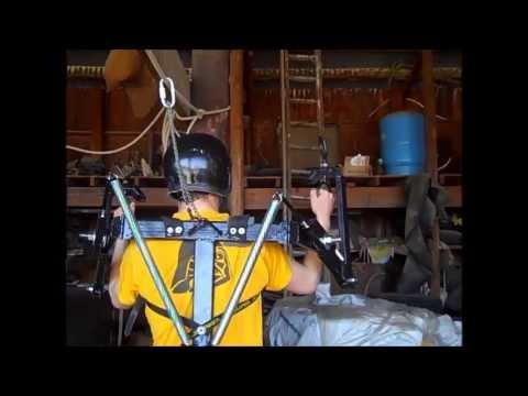 Un-powered Exoskeleton (legged)