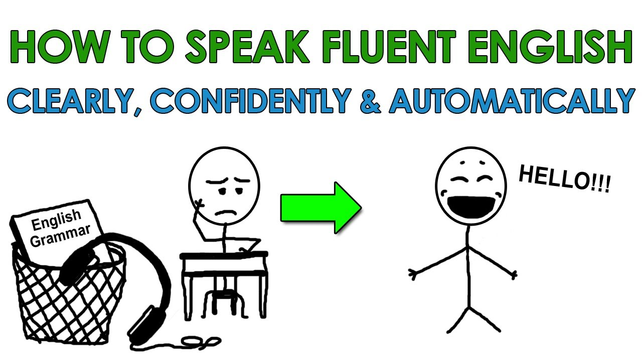 How to speak fluent english clearly confidently and automatically how to speak fluent english clearly confidently and automatically finally youtube solutioingenieria