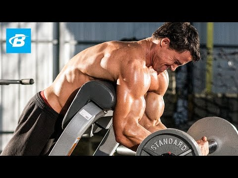 Arm Annihilation Workout | MFT28: Greg Plitt's 4-Week Military Fitness Training Program