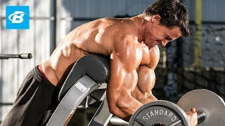 Arm Annihilation Workout | MFT28: Greg Plitt