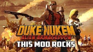 Mod Corner - Duke Nukem: Alien Armageddon
